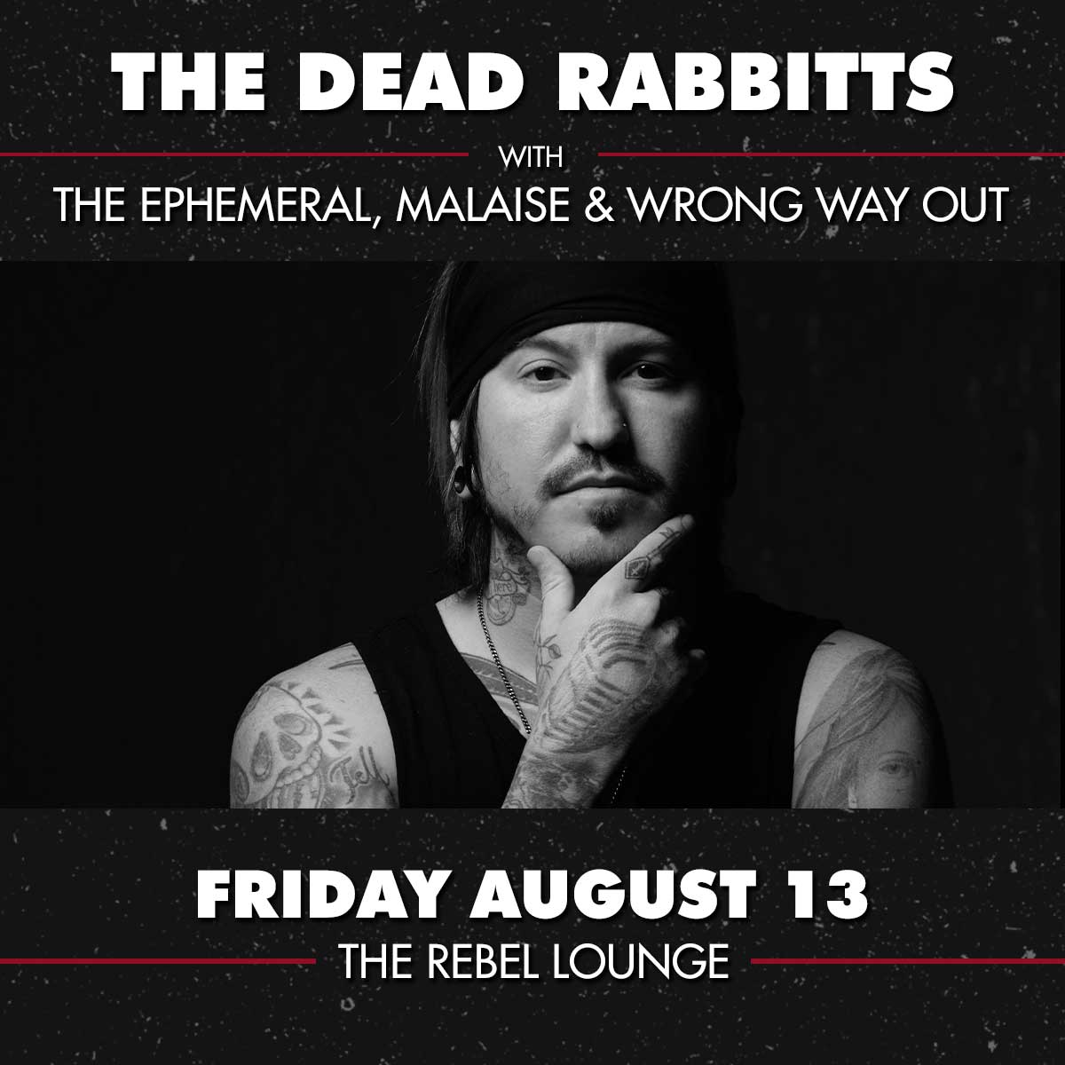 THE DEAD RABBITTS: