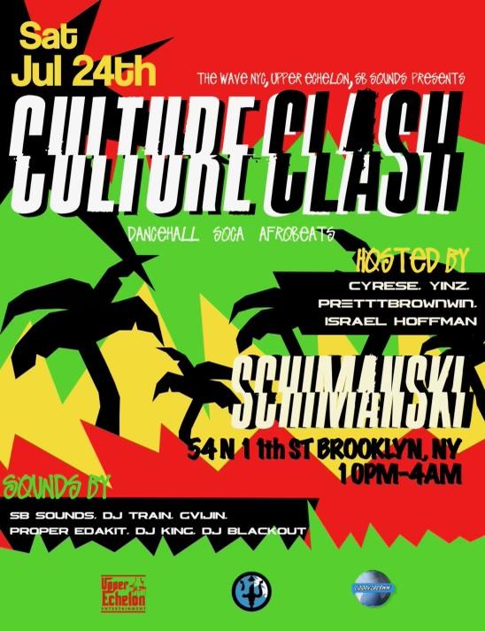 The Wave: Culture Clash: Main Image