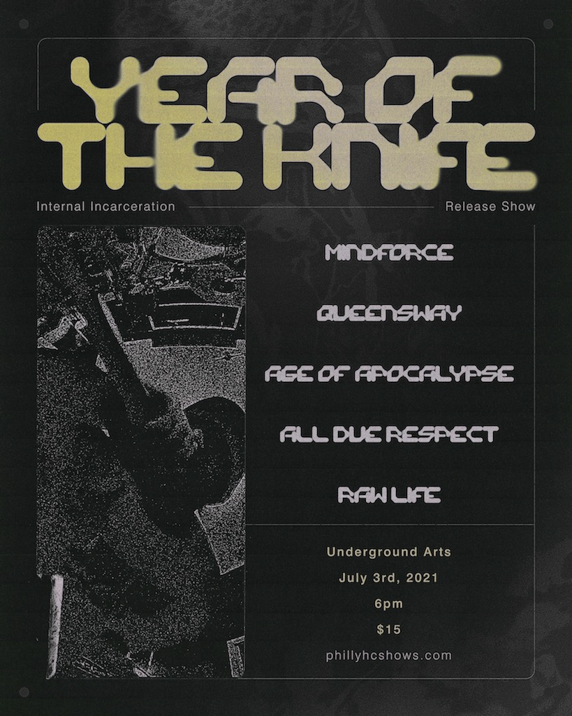 Year of the Knife: Main Image
