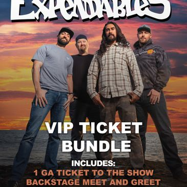 ExpendaHoo! VIP (The Expendables) at The Ardmore Music Hall-img