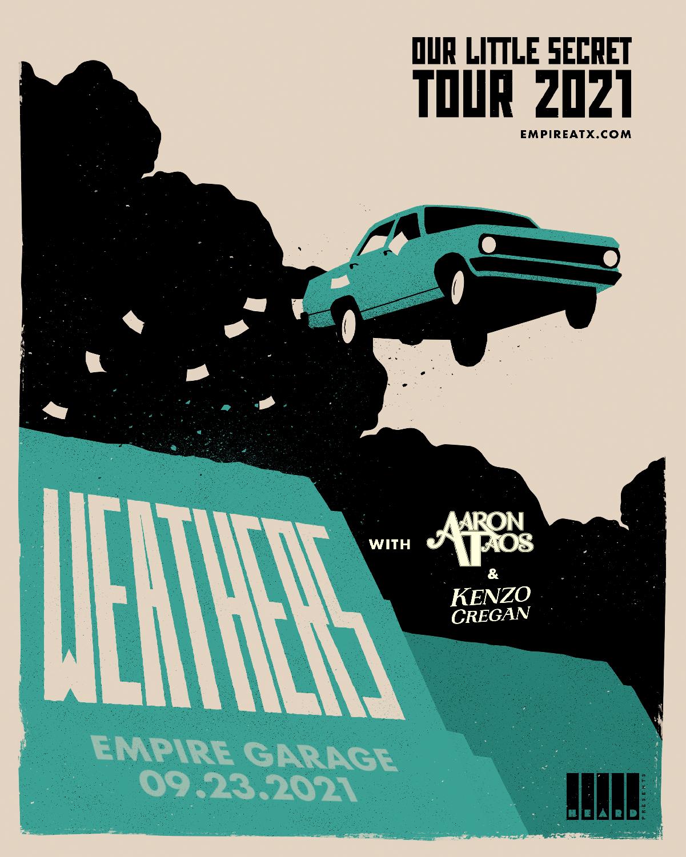 Weathers w/ Aaron Taos and Kenzo Cregan:
