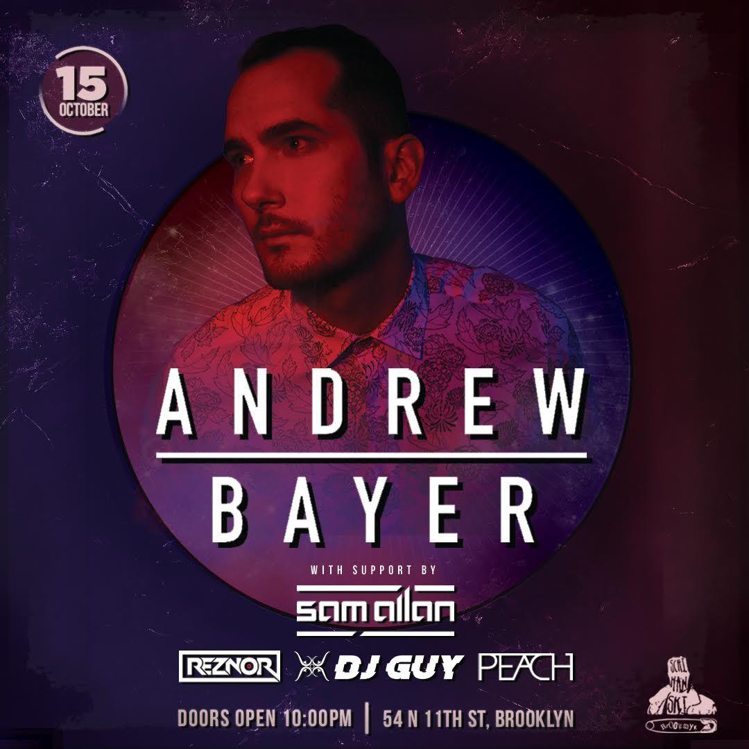 Andrew Bayer: