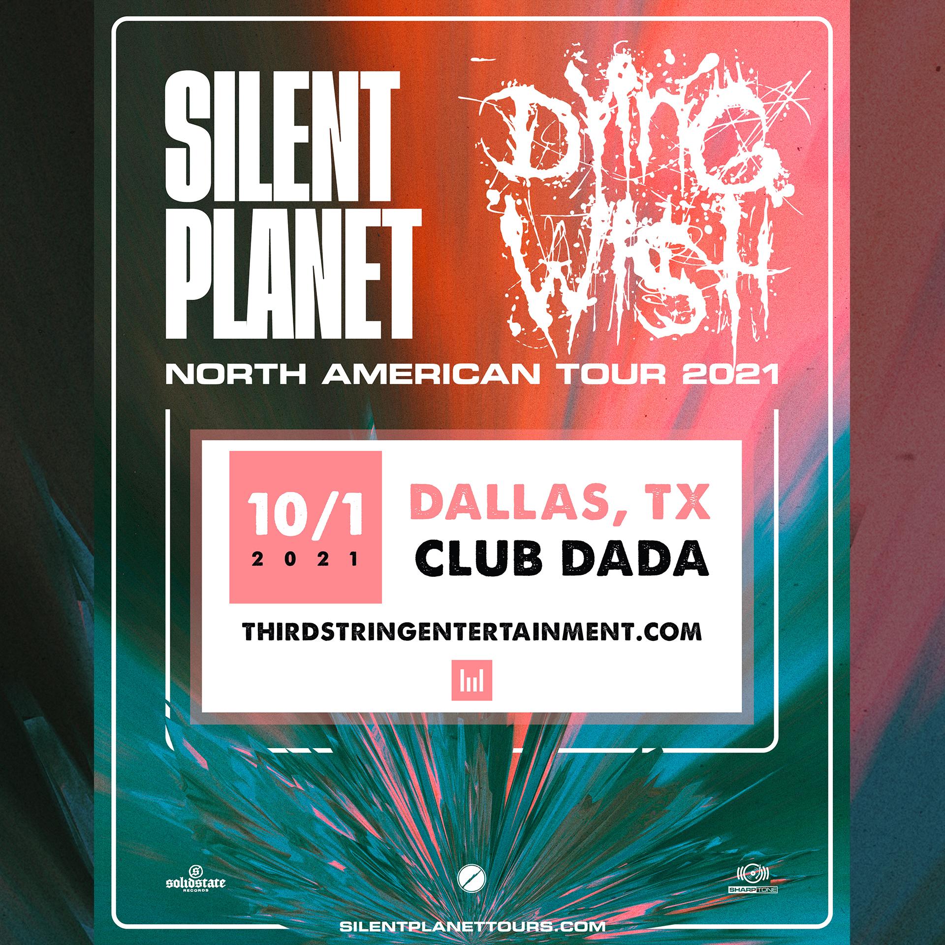 Silent Planet - Dallas: