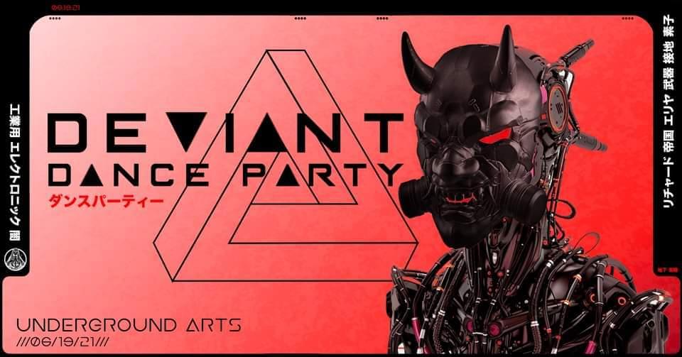 Deviant Dance Party: Main Image