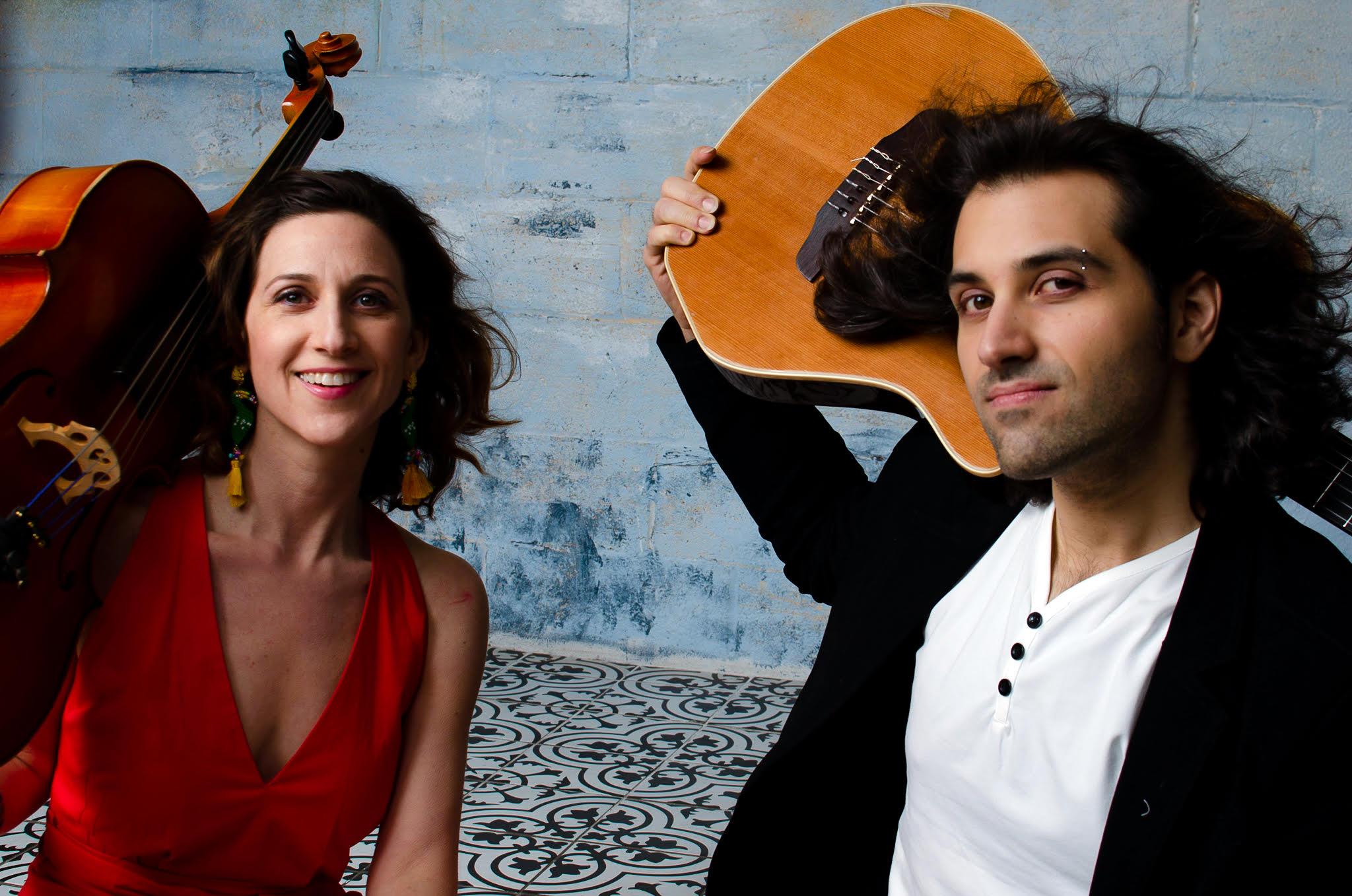 Eleanor Dubinsky and Dario Acosta Teich: