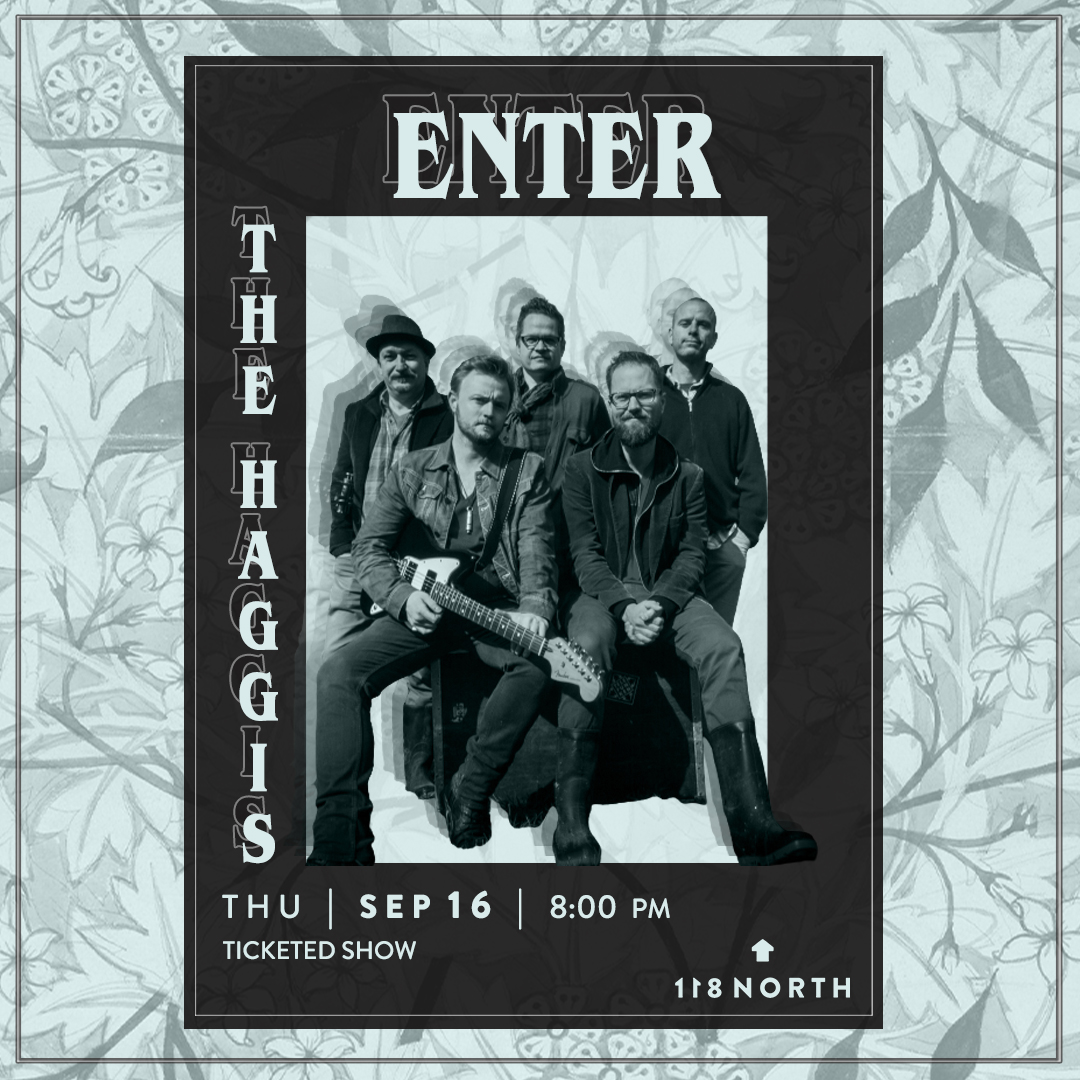 Enter the Haggis: Main Image