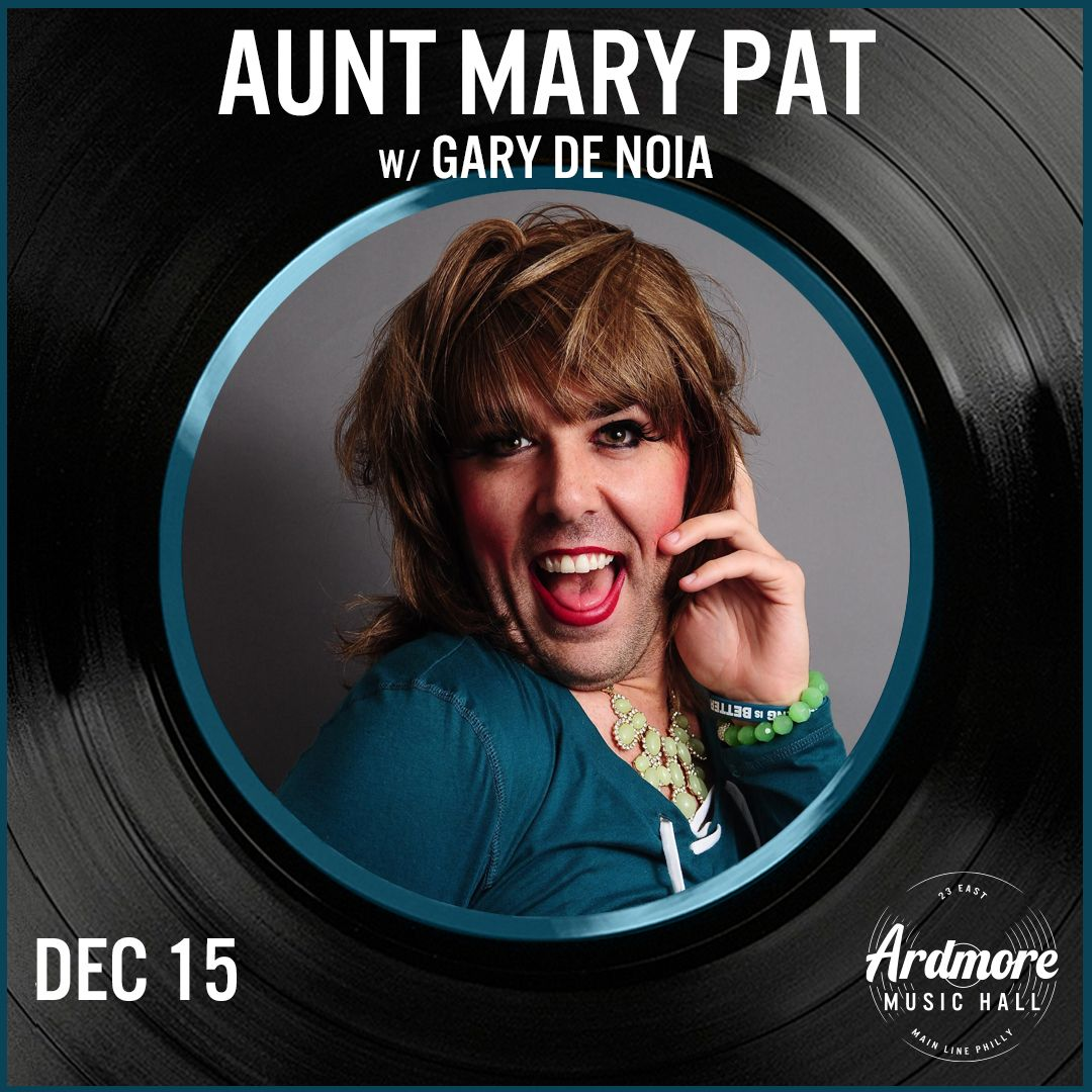 Aunt Mary Pat: