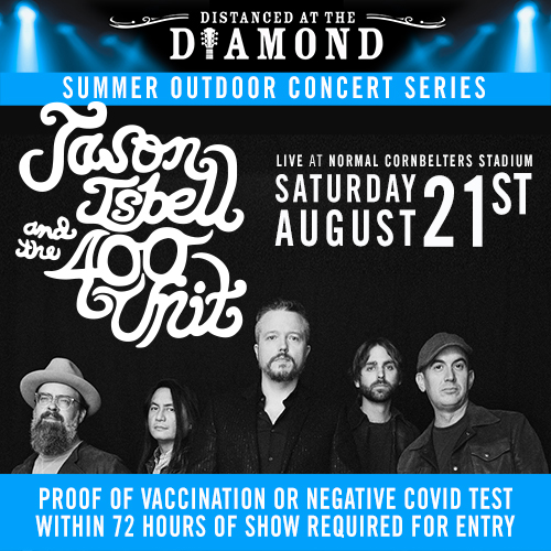 Jason Isbell and the 400 Unit: