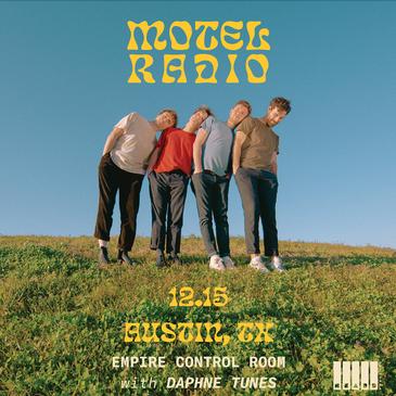Motel Radio with Daphne Tunes-img