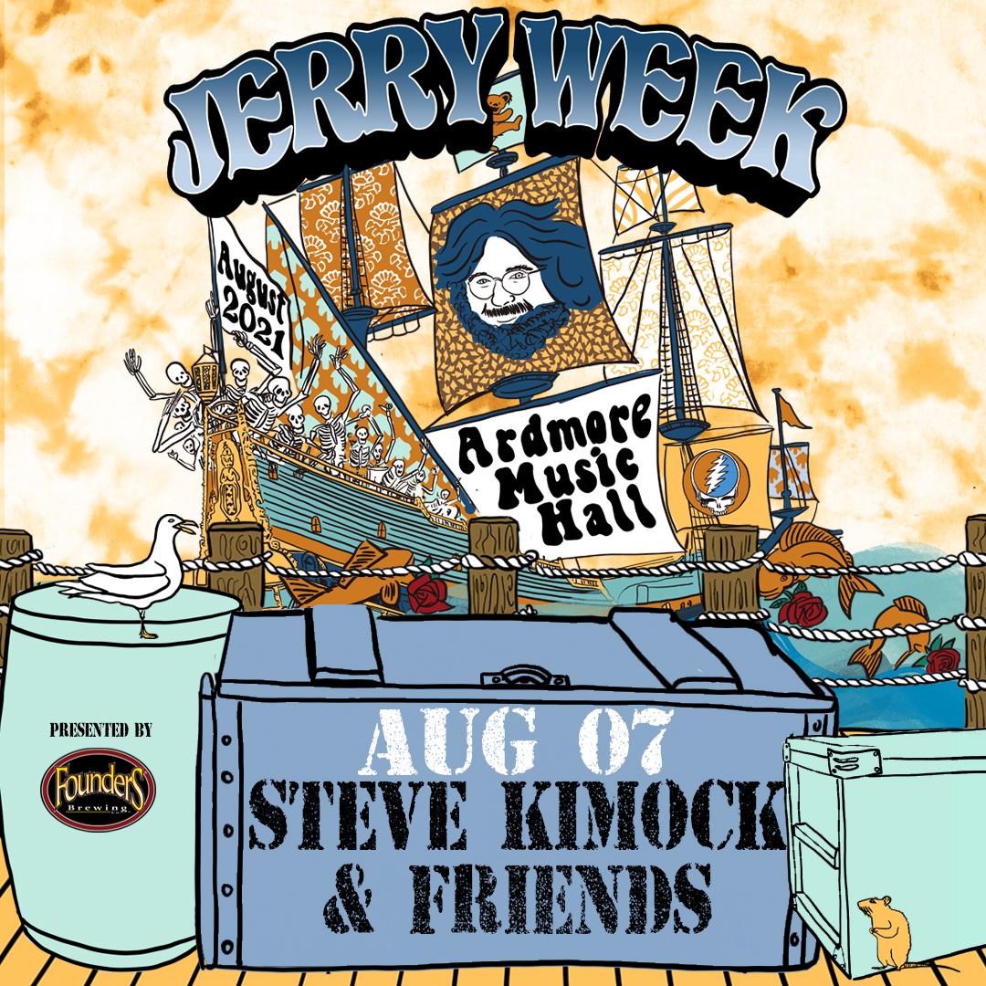 Steve Kimock & Friends: Billy Goodman & more: Main Image