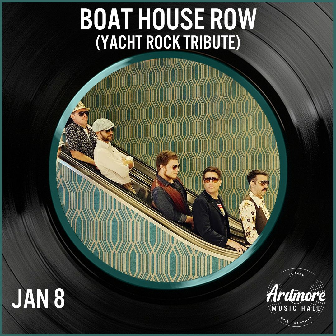 Boat House Row (Yacht Rock tribute):