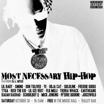"""""""MOST NECESSARY HIP HOP""""-img"""