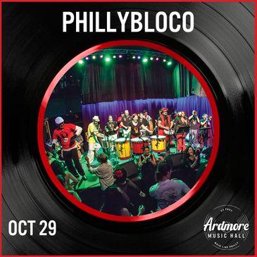 *CANCELED* PhillyBloco (23 piece Brazilian / Samba band)-img