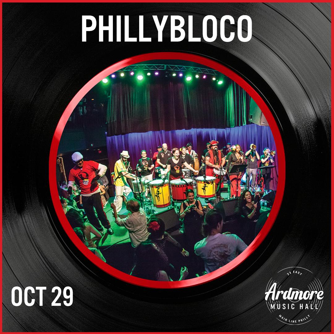 PhillyBloco (23 piece Brazilian / Samba band): Main Image