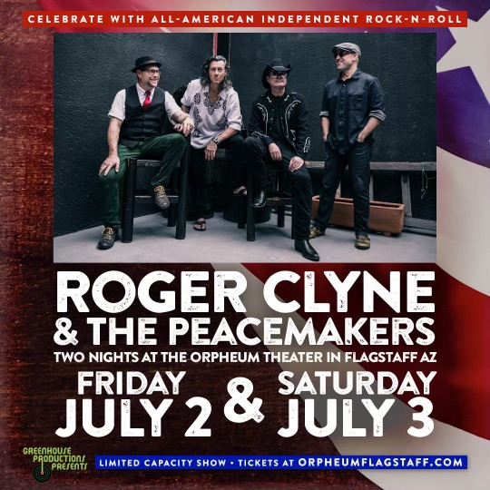 Roger Clyne & The Peacemakers: