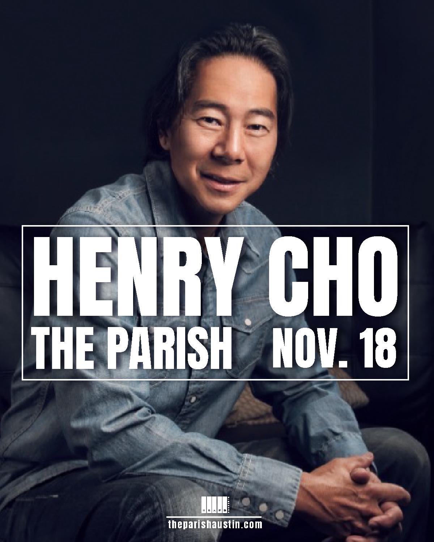 Henry Cho: