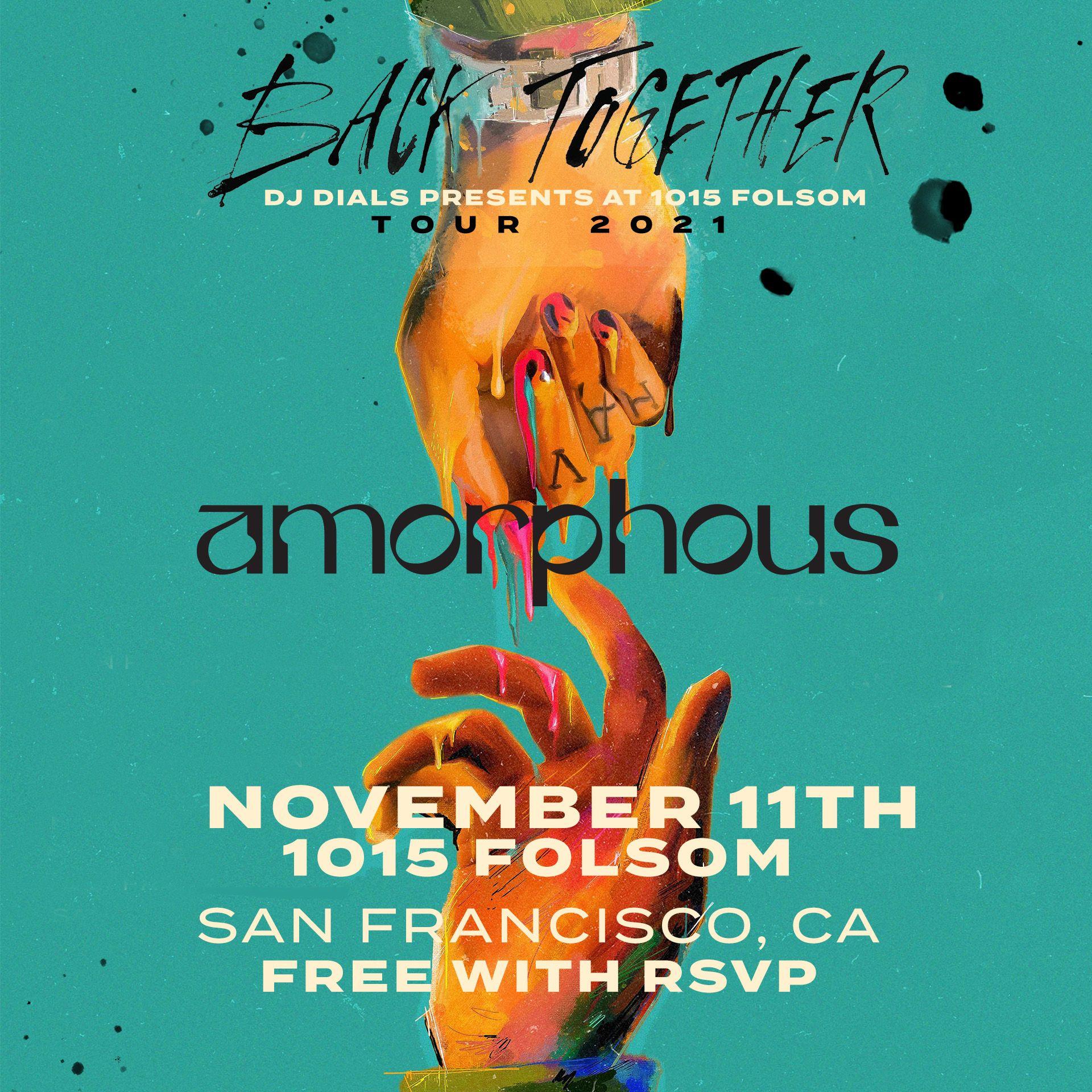 Amorphous: