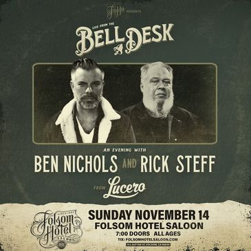 An Evening with Ben Nichols & Rick Steff of Lucero-img