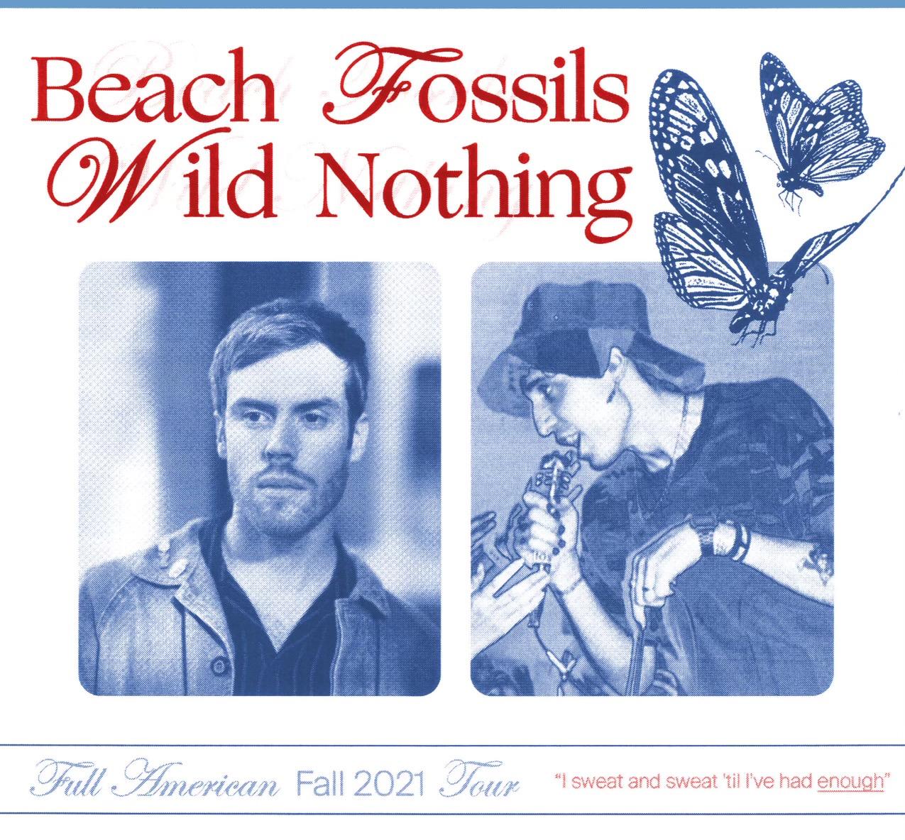 Beach Fossils & Wild Nothing: