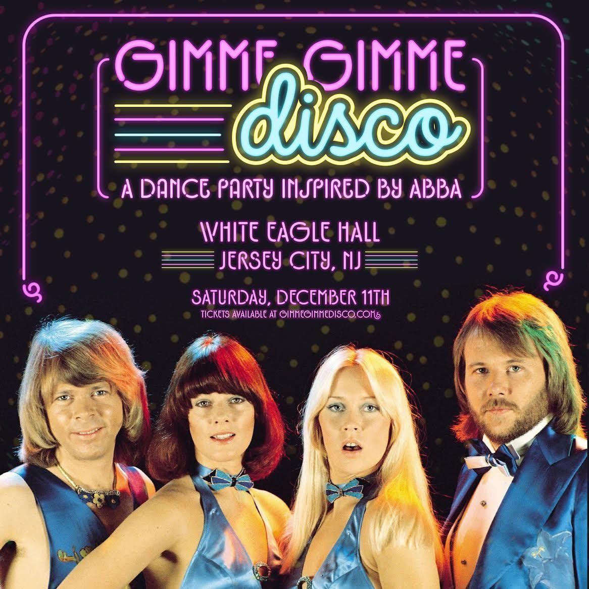 Gimme Gimme Disco: