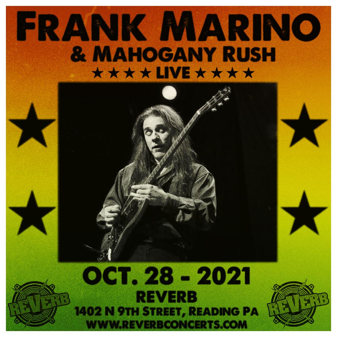 Frank Marino & Mahogany Rush: Main Image