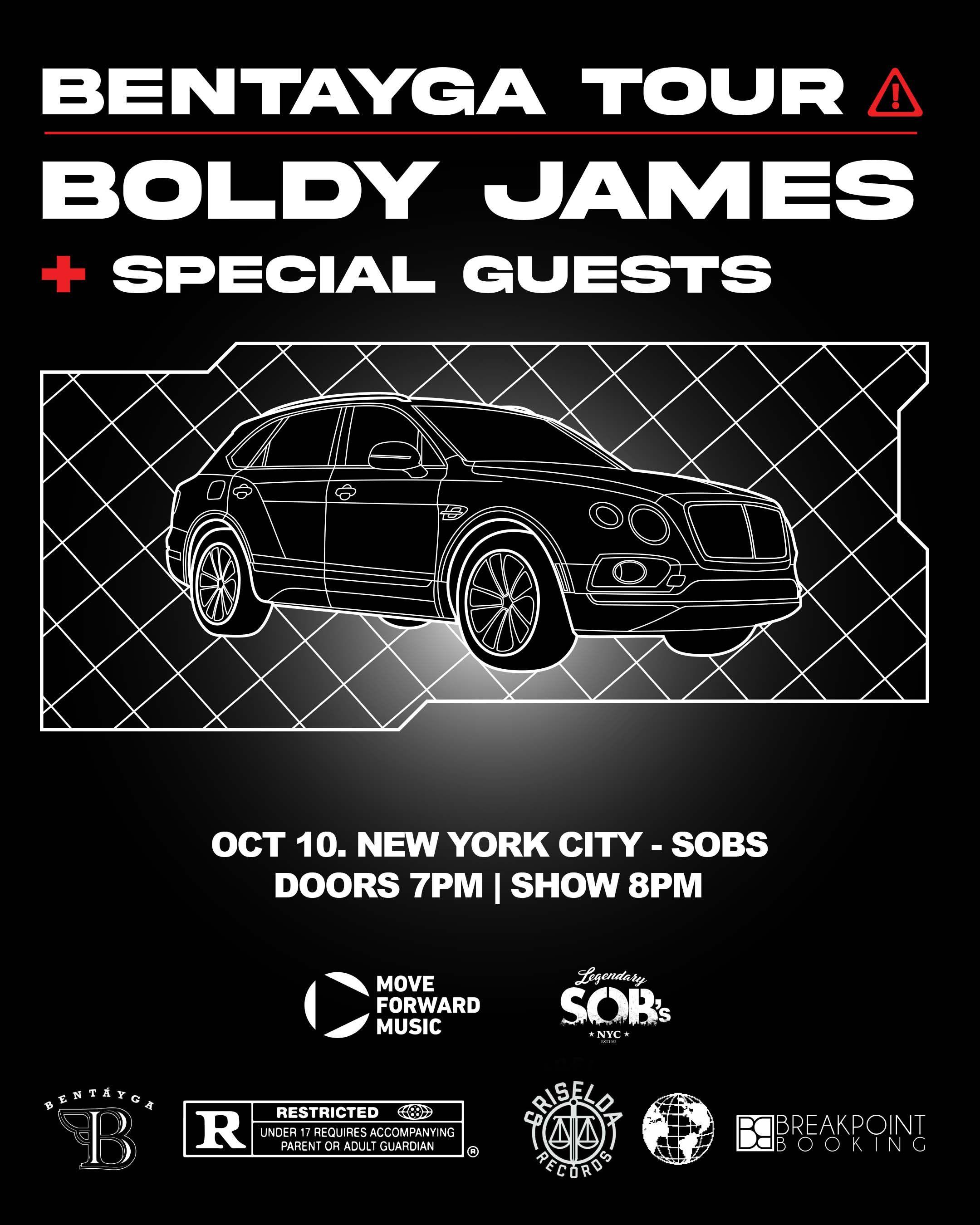 Boldy James: