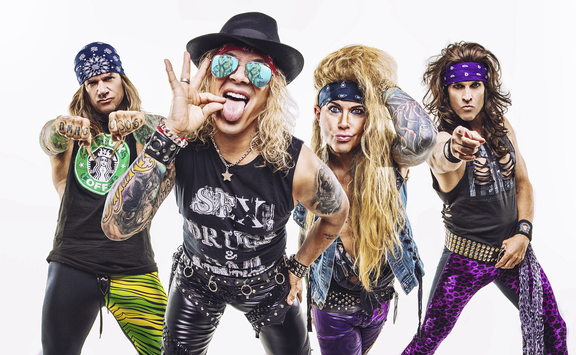 Steel Panther: Main Image