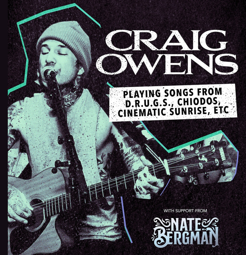 Craig Owens: Main Image