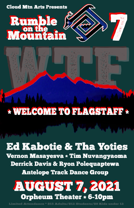 Rumble on the Mountain 7: