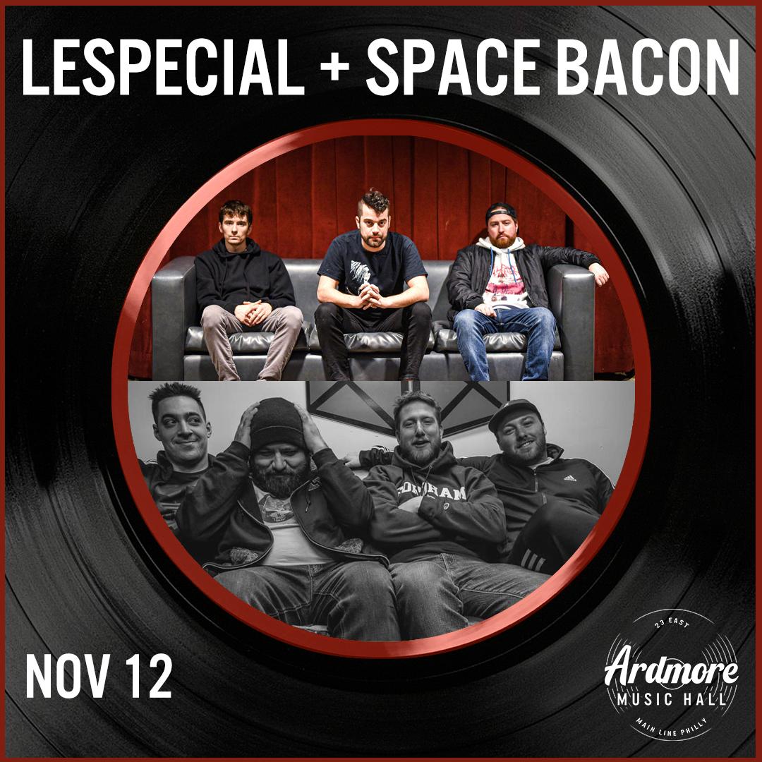 lespecial + Space Bacon: