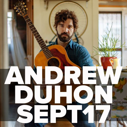 Andrew Duhon:
