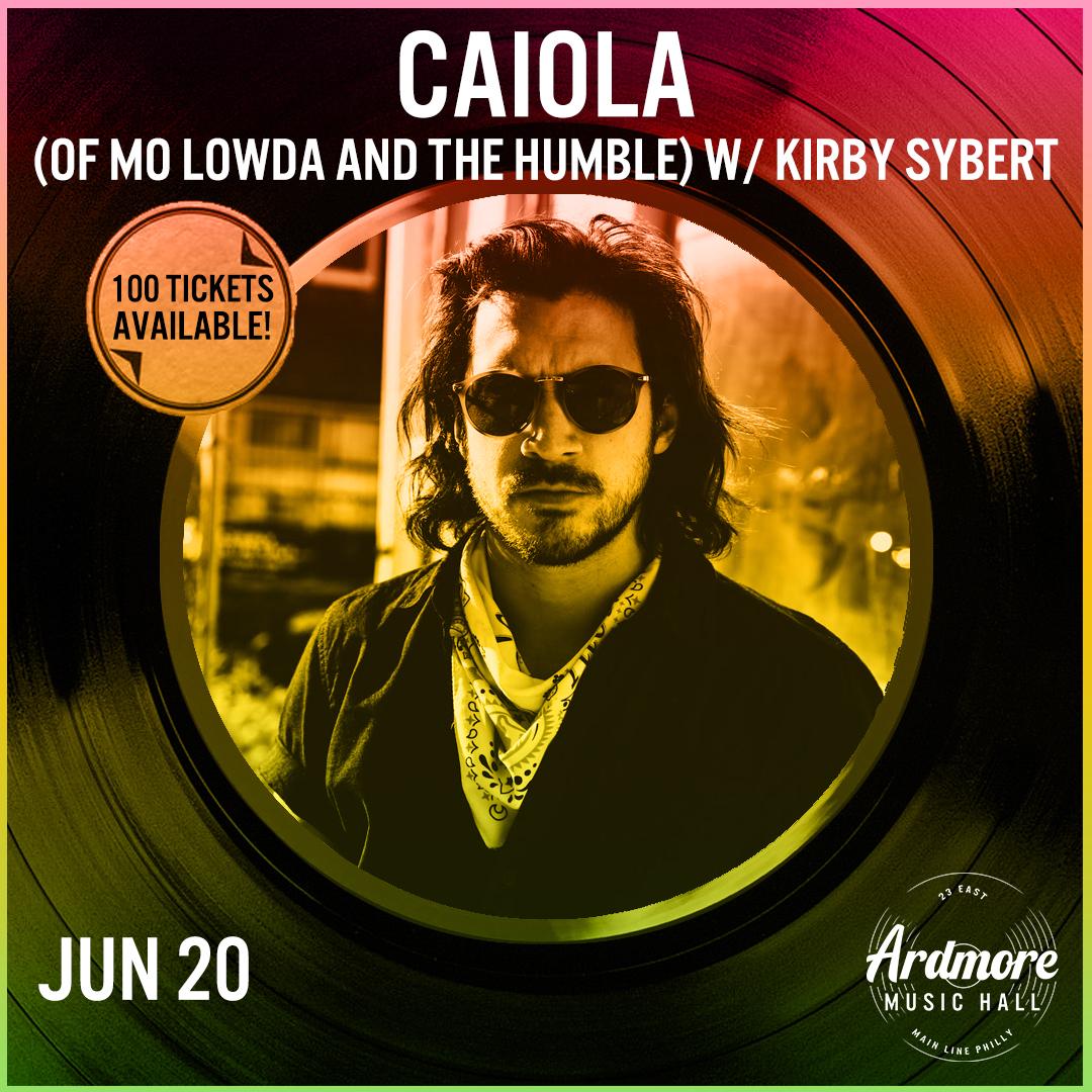 Caiola (of Mo Lowda & the Humble): Main Image