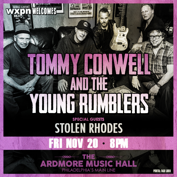 *** Tommy Conwell & the Young Rumblers: Main Image