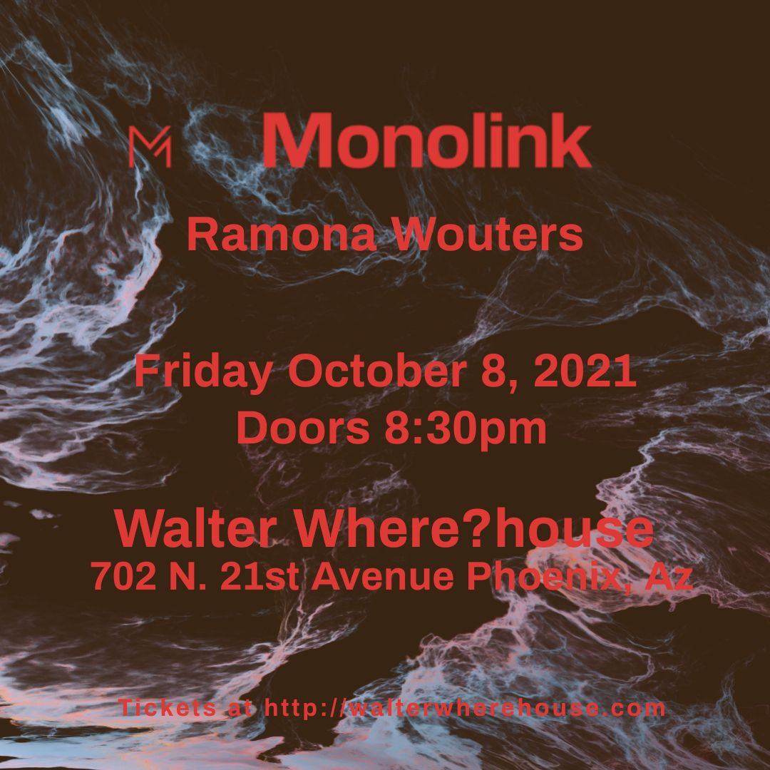 Monolink at Walter Where?House: