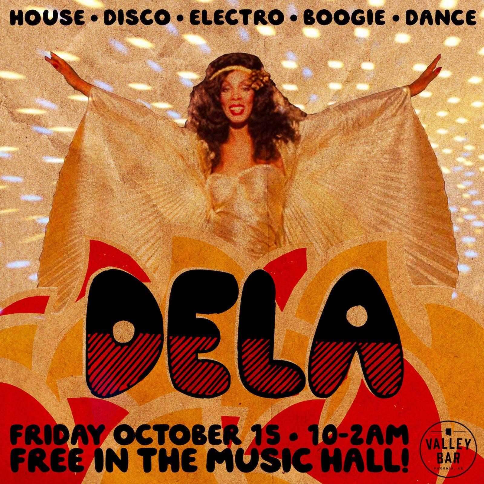 DJ  Dela: