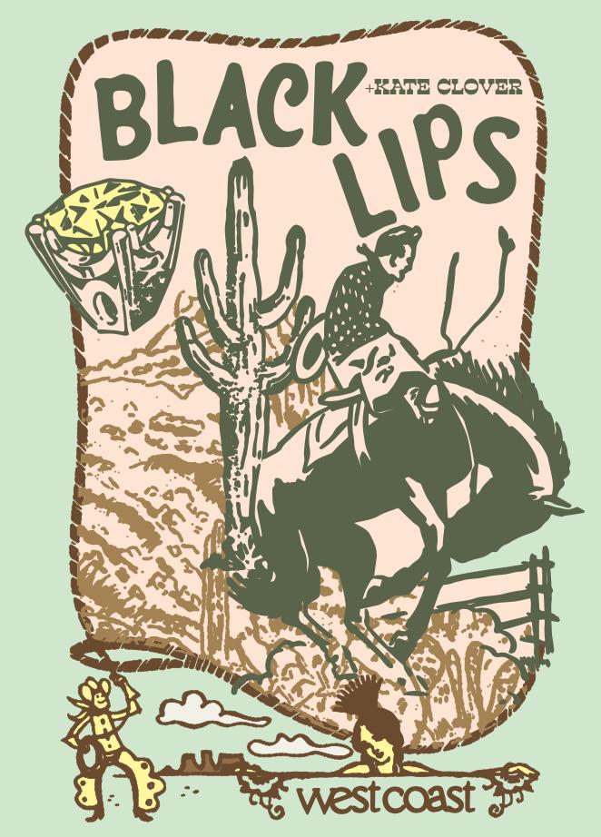 The Black Lips: