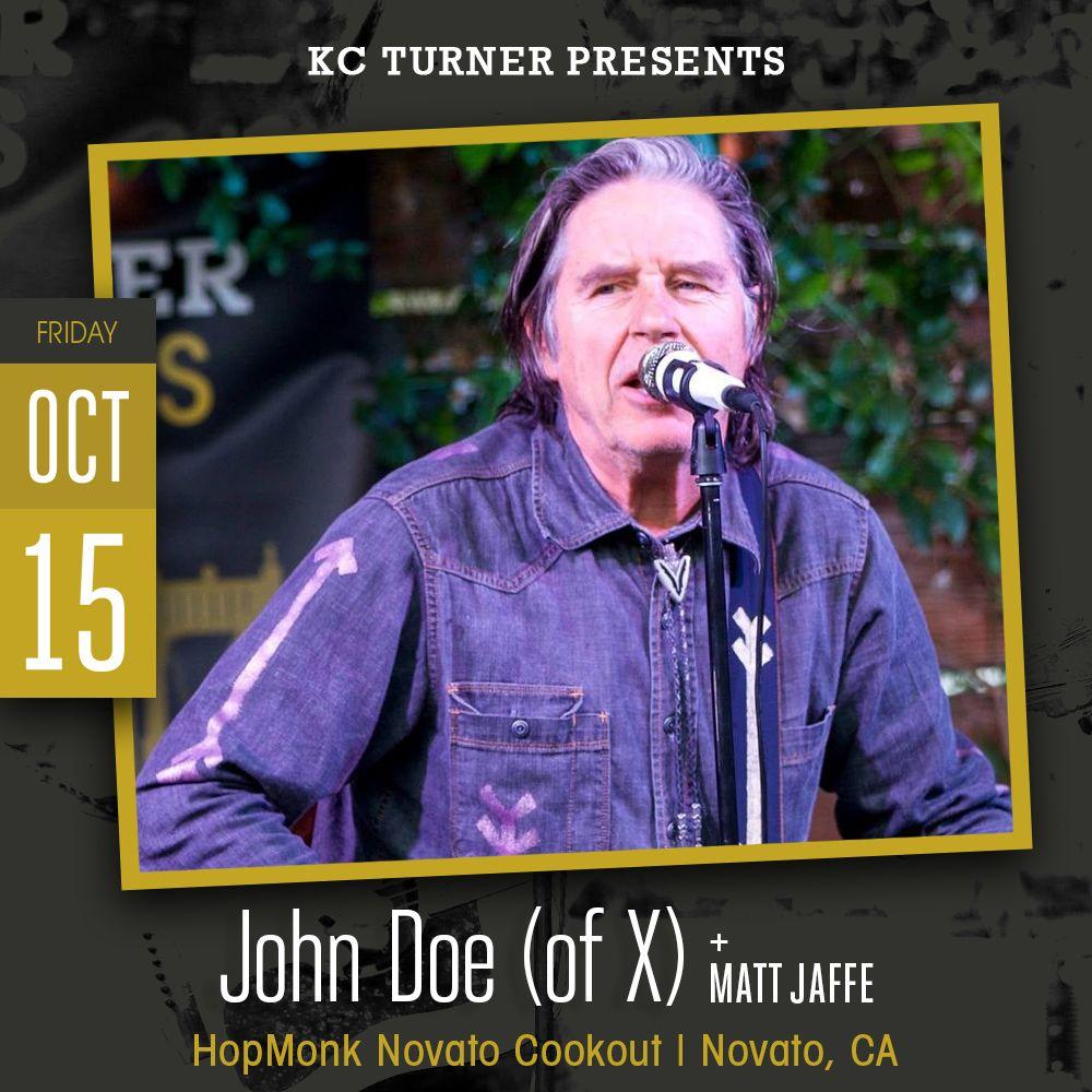 John Doe (of X):