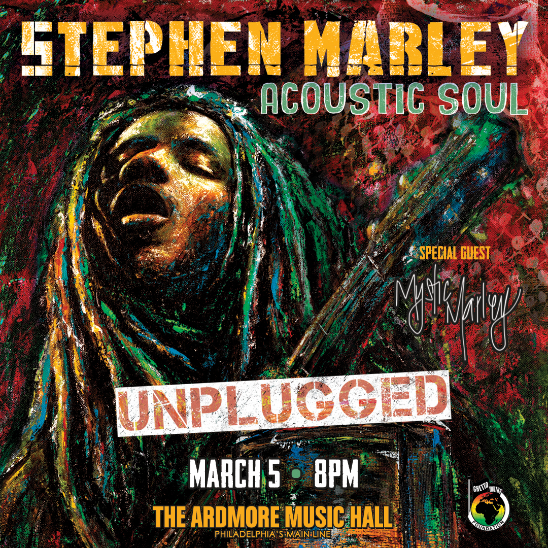 *** Stephen Marley: Acoustic Soul: Main Image