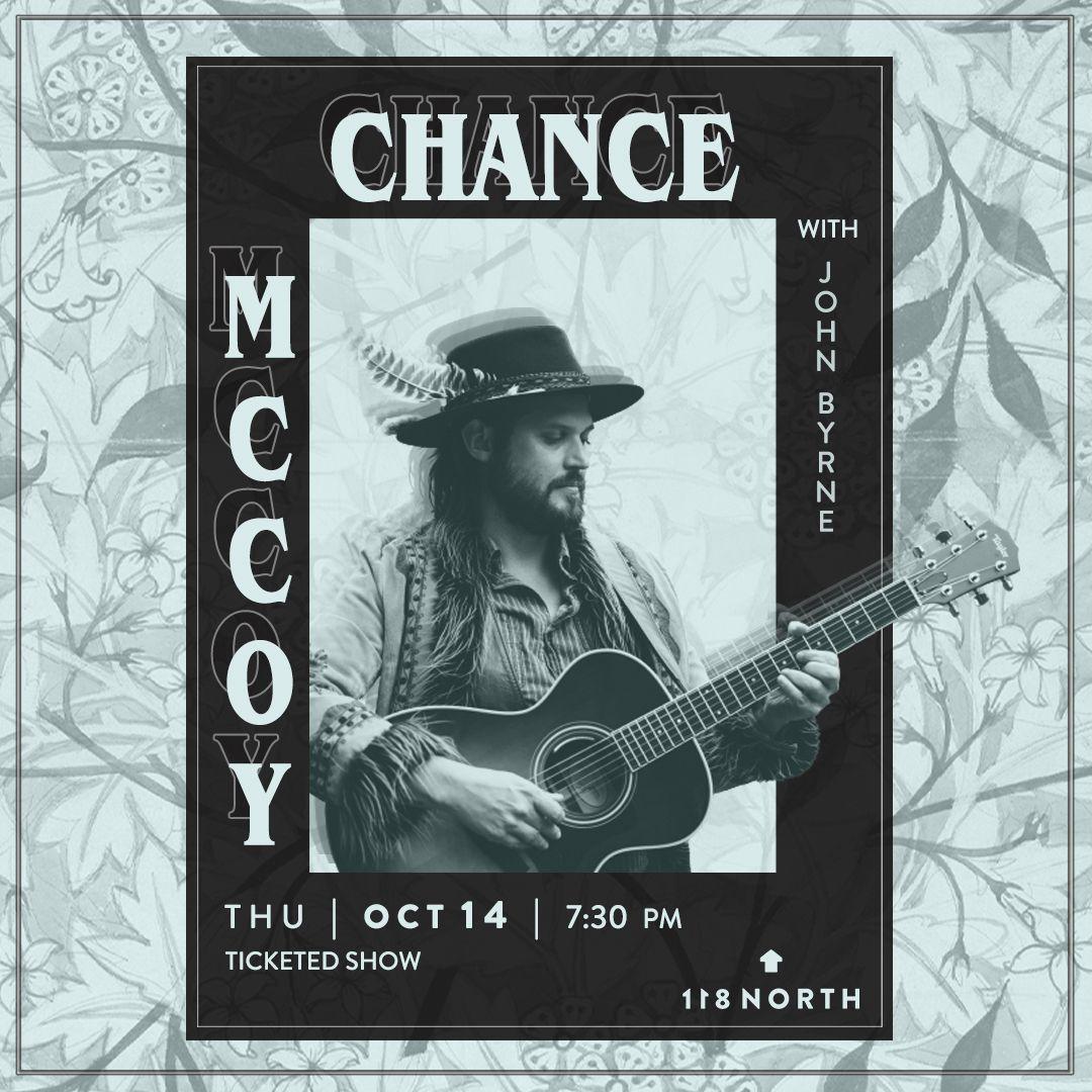 Chance McCoy: