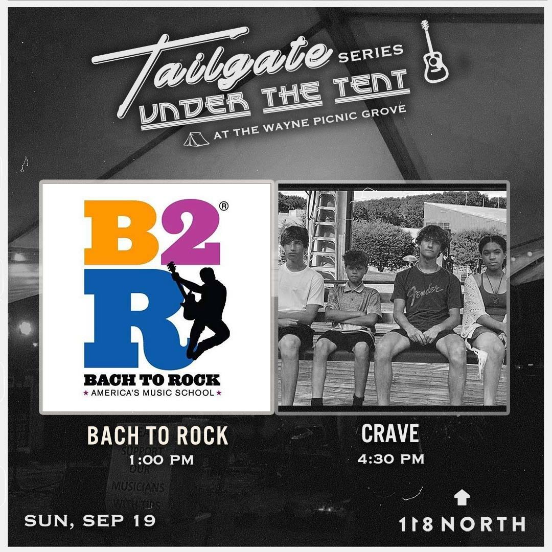 CRAVE + Bach to Rock: