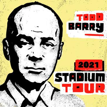 Todd Barry: 2021 Stadium Tour-img