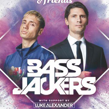 Rose Gold & Friends Presents: Bassjackers-img