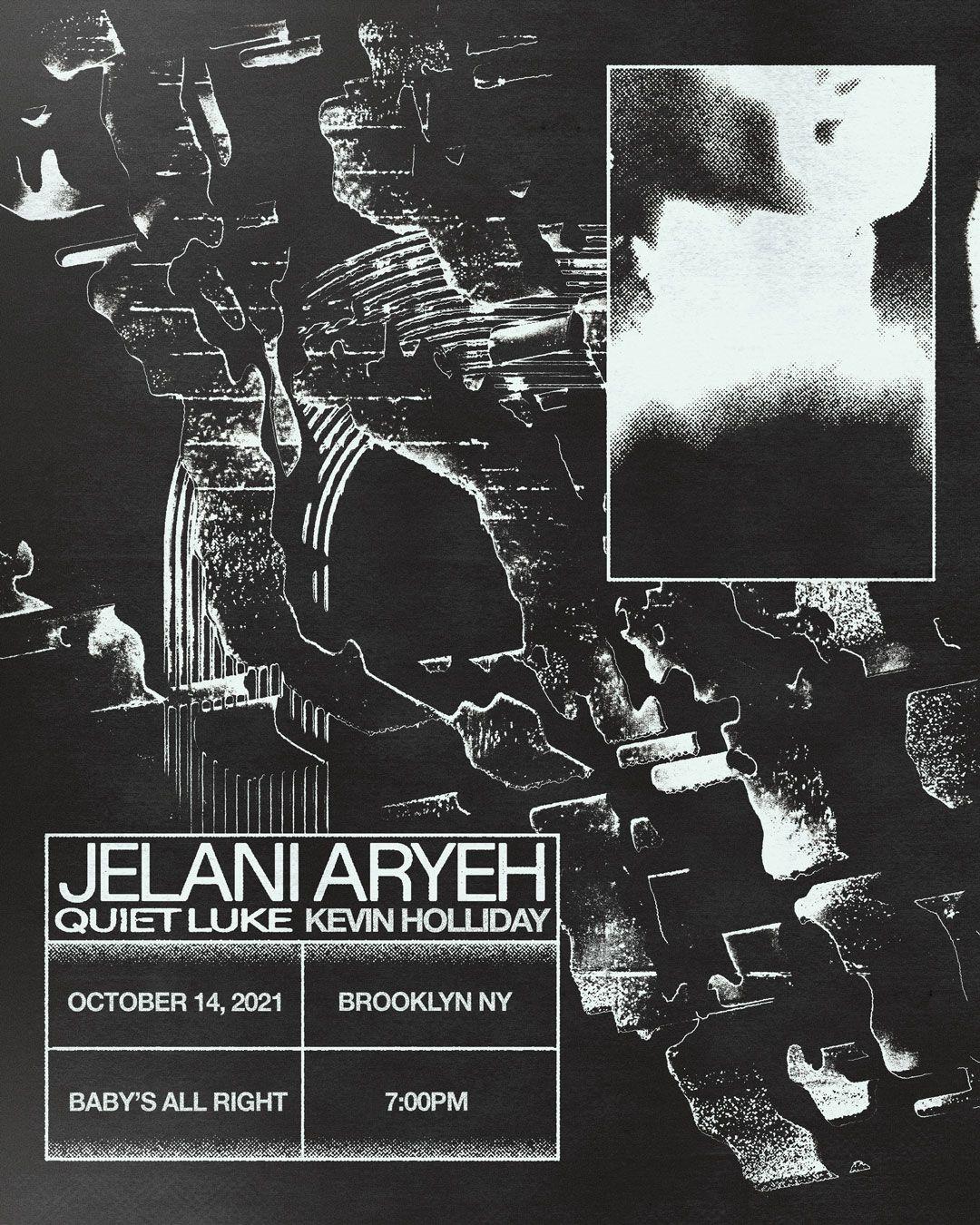 Jelani Aryeh: