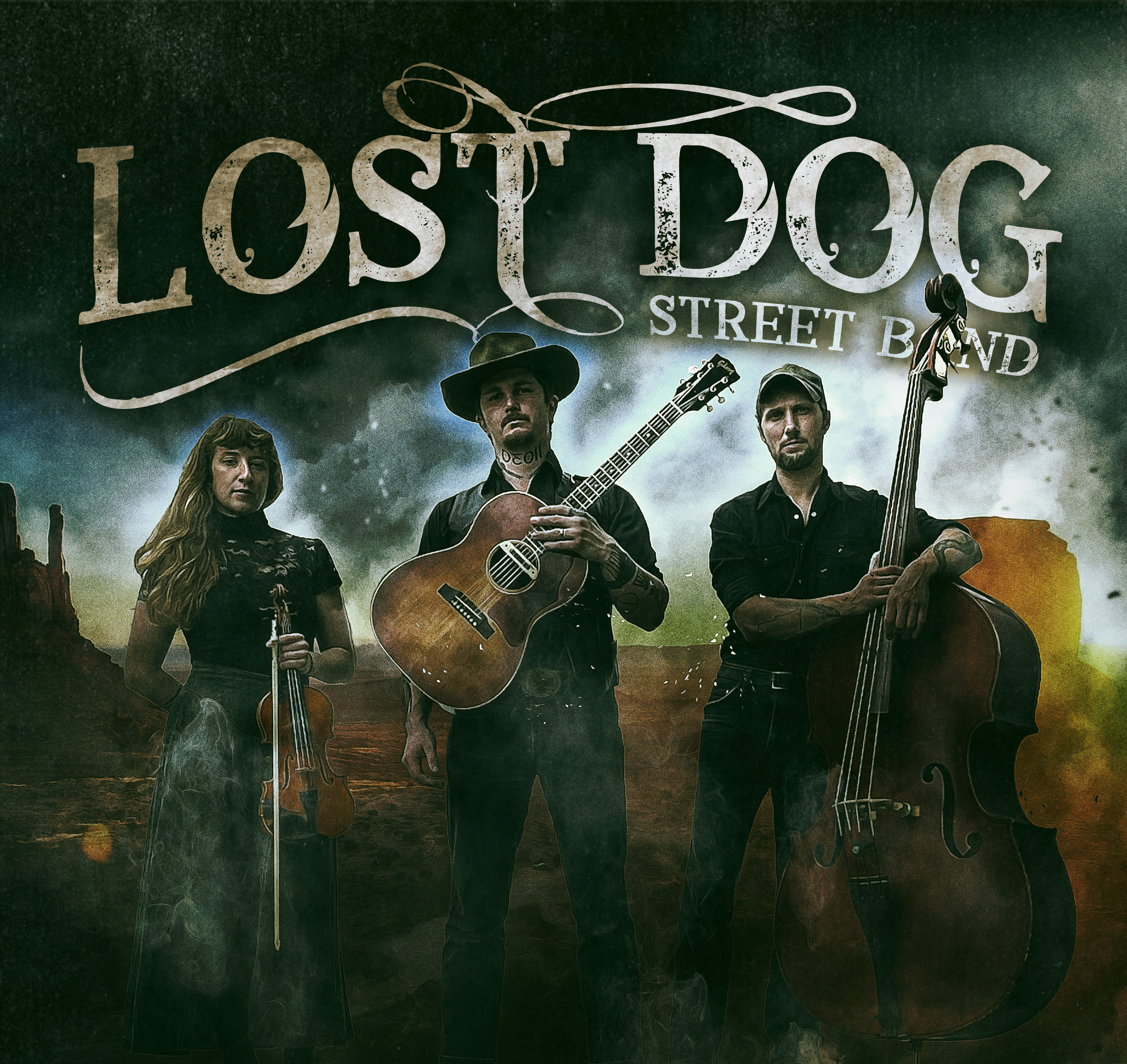 Lost Dog Street Band: Main Image