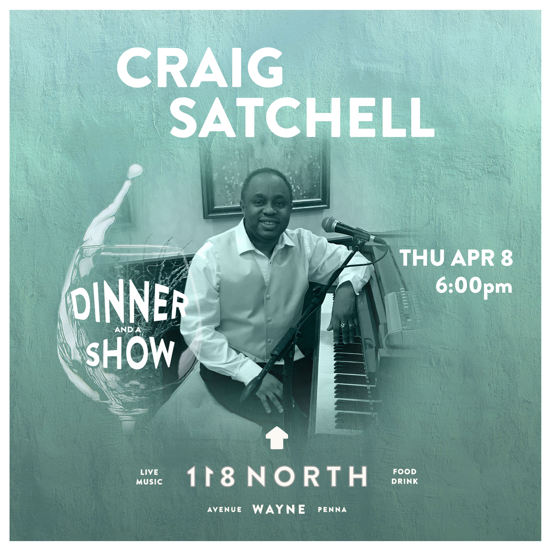 Craig Satchell: Main Image