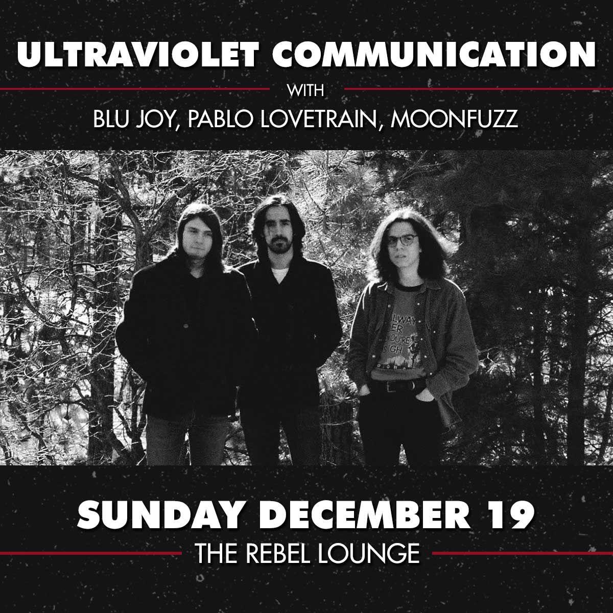 ULTRAVIOLET COMMUNICATION: