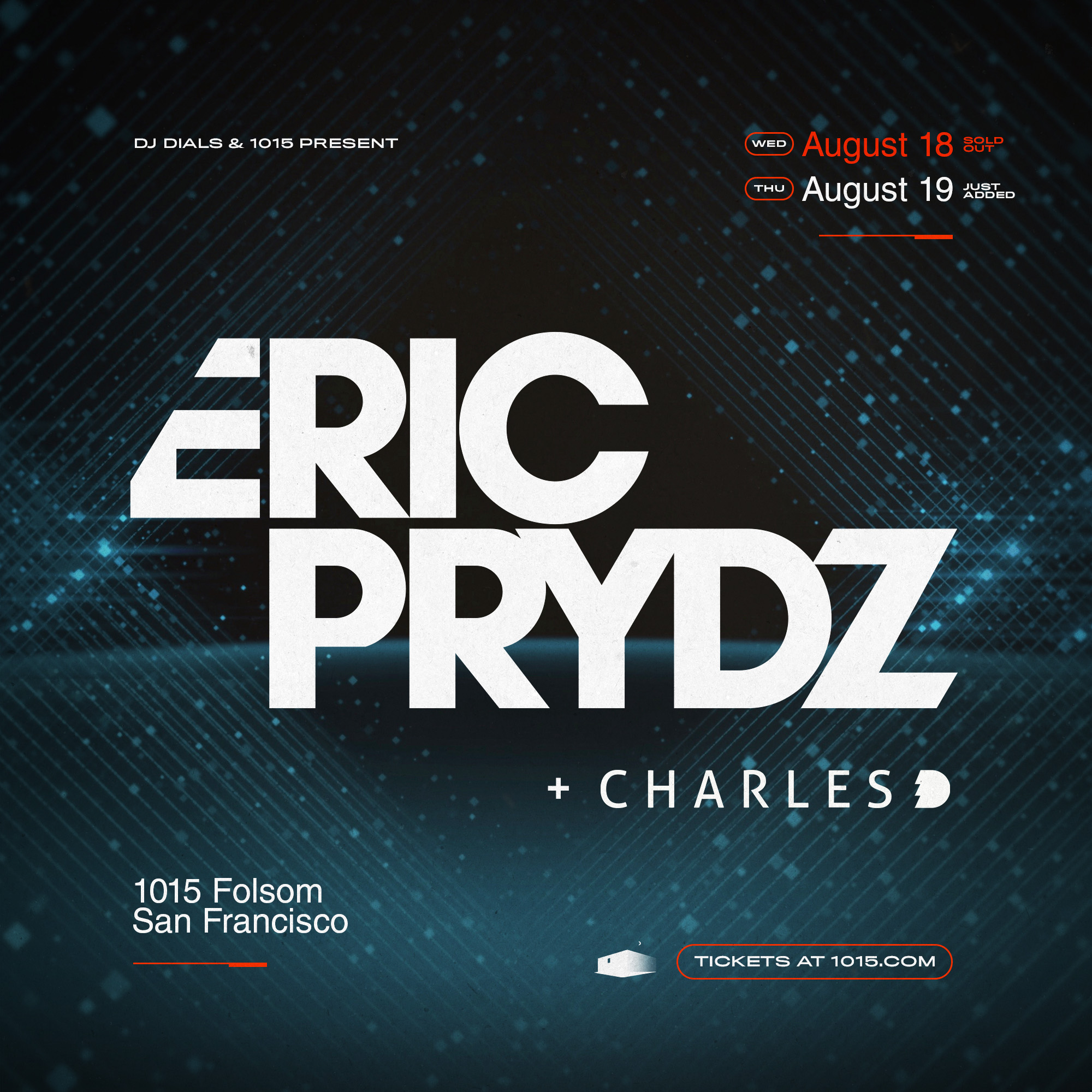 Eric Prydz: