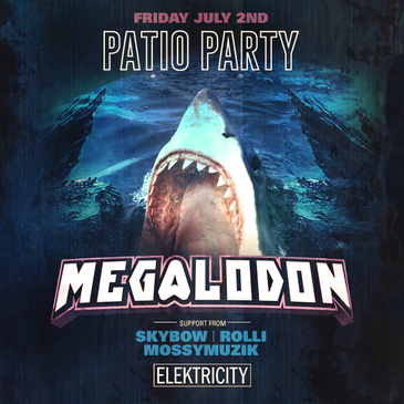 MEGALODON: PATIO PARTY-img