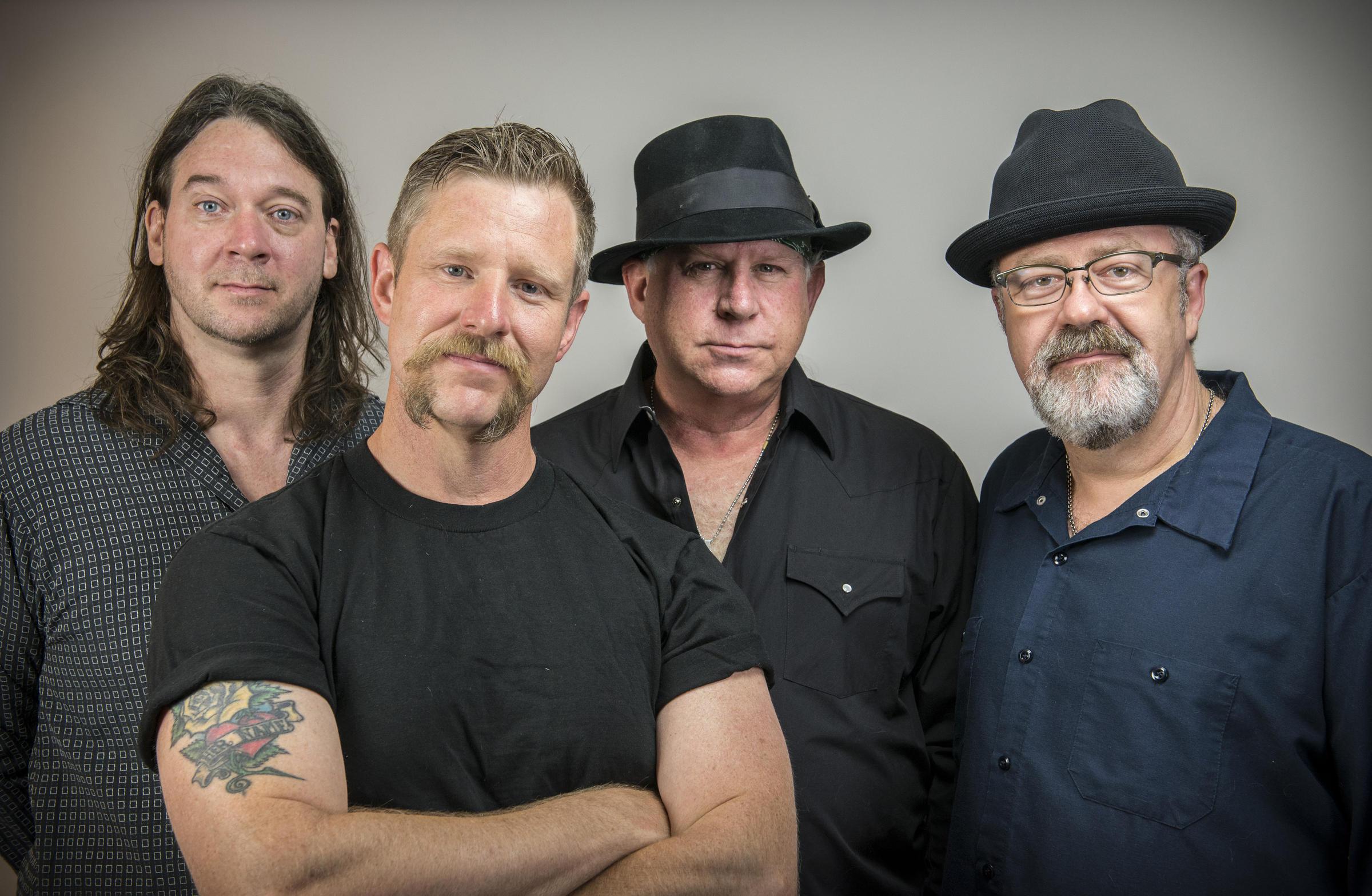Guy Forsyth Blues Band:
