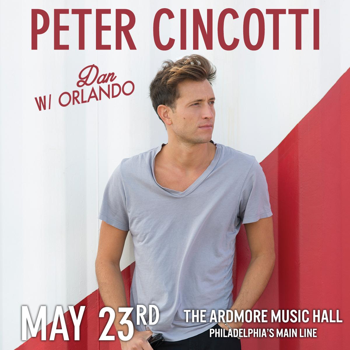 Peter Cincotti: Main Image